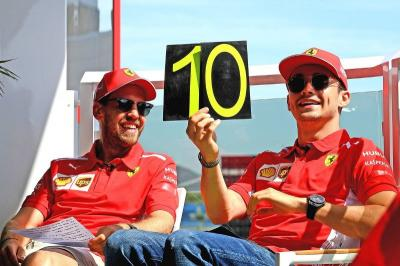 Leclerc Bakal Hormati Langkah Ferrari jika Tak Perpanjang Kontrak Vettel