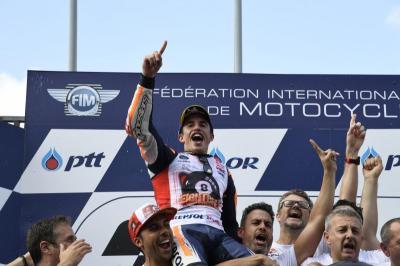 Marquez Tetap Jadi Unggulan di MotoGP 2020
