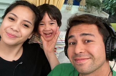 Batuk Tak Kunjung Sembuh, Raffi Ahmad Minta Dokter Ambil Sampel Darah Rafathar