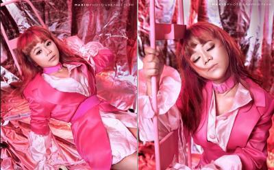 Pesona Transformasi Cimoy Montok Jadi Model Cantik, Super Fabulous!