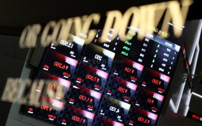 Bursa Asia Memerah, IHSG Berpeluang Melemah Pagi Ini