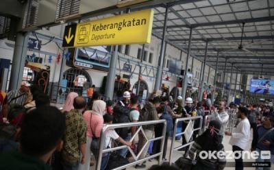 KAI Batalkan 21 Perjalanan KA Sukabumi dan Rangkasbitung