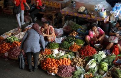 Hadapi Covid-19, Pedagang Pasar Keluhkan Masalah Distribusi hingga Kredit