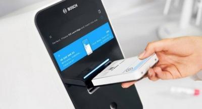 Bosch Bikin Alat Rapid Test Virus Corona