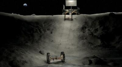 Gunakan Printer 3D, Mampukah Astronot Bikin Pangkalan di Bulan?