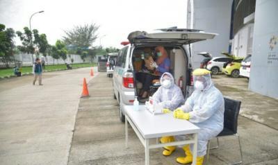 Pemkab Bekasi Deteksi 2 Orang Positif Corona Hasil Rapid Test Door to Door