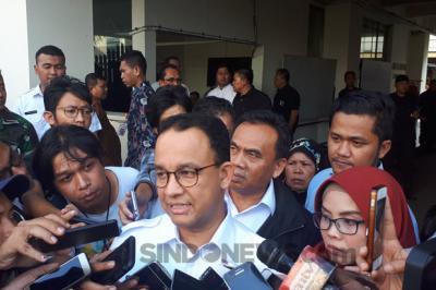 Pandemi Corona, Gubernur Anies: Warga Jakarta Nanti Bisa Belanja dari Jarak Jauh