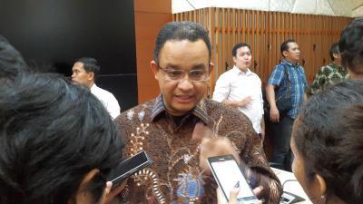 Pandemi Covid-19, Gubernur Anies Pastikan Kebutuhan Pokok di Jakarta Aman