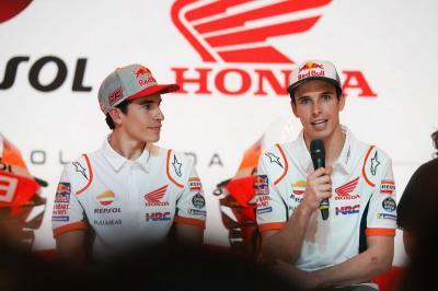 Marquez dan Alex Harus Tinggalkan Persaingan demi Jaga Hubungan
