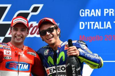 Iannone Telah Idolai Rossi sejak Kecil