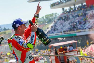 Sesal Iannone Telah Tinggalkan Ducati