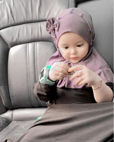 3 Gaya Hijab Anak untuk Santai di Rumah