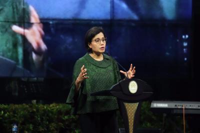 Sri Mulyani Siapkan Rp3,5 Triliun demi Listrik Gratis
