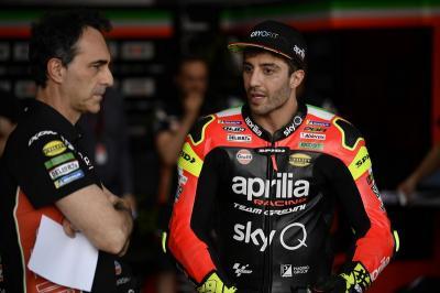Rivola: Hukuman FIM untuk Iannone Tidak Masuk Akal!