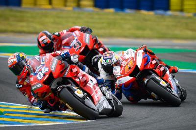 Ciabatti Bicara soal Peluang Gelar Balapan MotoGP Tanpa Penonton