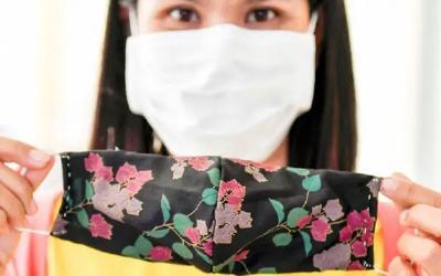 Desainer Diajak Bikin 100.000 Masker Kain demi Lawan Corona COVID-19