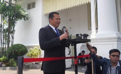 Ketua MPR Sampaikan 5 Kedisiplinan untuk Tangkal Virus Corona