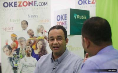 Anies Baswedan: Pak Wapres, RS di Jakarta Butuh Dukungan BPJS