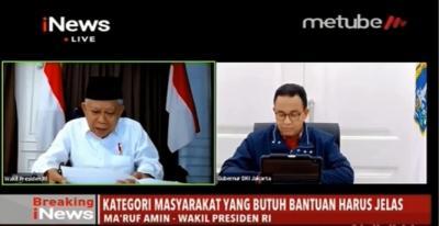 Gubernur Anies: Ada 70 Rumah Sakit di Jakarta Tangani Pasien Covid-19