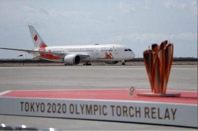 Api Olimpiade Dipamerkan di Fukushima Selama Sebulan