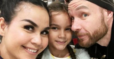 Belajar dari Rumah karena Corona, Putri Melaney Richardo Mengamuk
