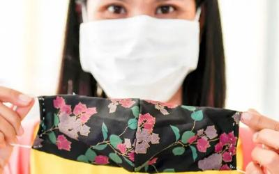 Seberapa Efektif Masker Kain dalam Mencegah Penularan COVID-19?