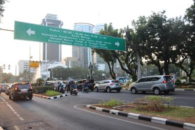 Imbas Corona, Jakarta Tanpa Ganjil-Genap hingga 19 April