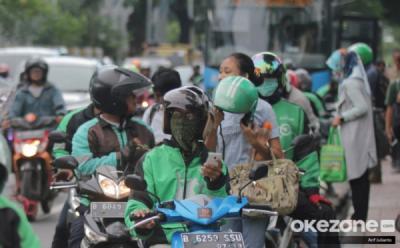 PSBB Diterapkan di Jakarta, Ojek Online Dilarang Angkut Penumpang