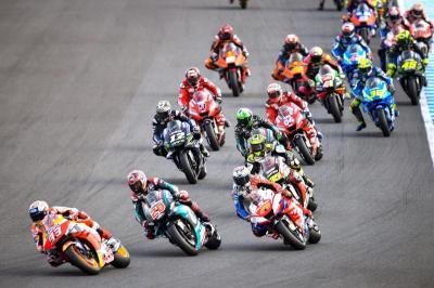 Pengembangan Motor MotoGP Resmi Dibekukan hingga 2022