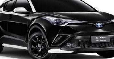 Toyota Tampilkan C-HR Edisi Khusus di Thailand