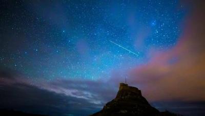 LAPAN Ungkap Syarat Amati Hujan Meteor Lyrid