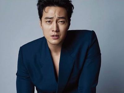 5 Gaya Formal So Ji Sub, Aktor Ganteng Korea yang Baru Menikah