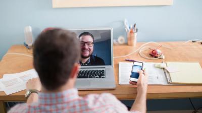 Pemerintah Disarankan Bikin Aplikasi Konferensi Video