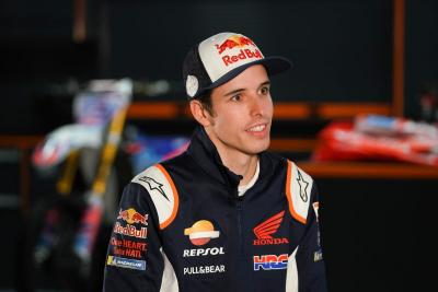 Bos LCR Honda: Ada Harapan Tinggi untuk Alex Marquez