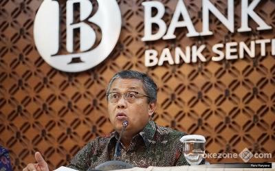 Gubernur BI Sebut Rupiah Hari Ini Stabil, Sempat Sentuh Rp15.990/USD