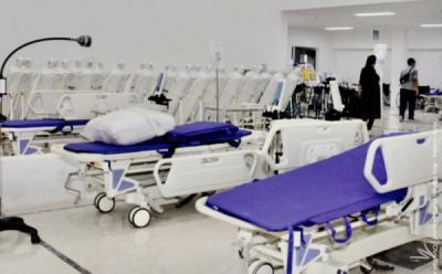 511 Pasien Dirawat RS Darurat Wisma Atlet, 353 Diantaranya Positif Covid-19
