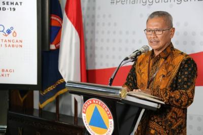 Update Covid-19 di Indonesia 10 April 2020: Positif 3.512 & Meninggal Dunia 306