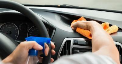 Cegah COVID-19, Bersihkan Interior Mobil Pakai Sabun Bayi