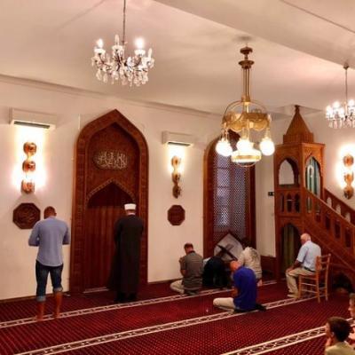 Melihat Masjid Dubrovnik, Rumah bagi Muslim di Kroasia