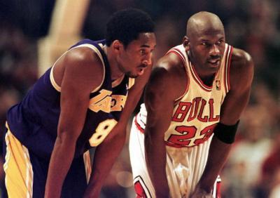 Hadirnya Kobe Bryant Jadi Momen Mengharukan di Film Dokumenter Michael Jordan