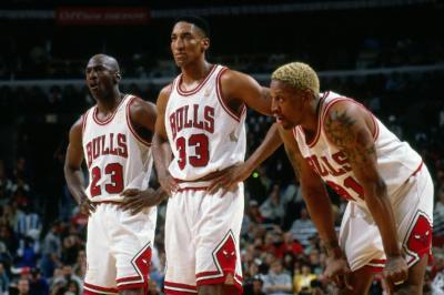 Cerita Dennis Rodman soal Peran Besar Michael Jordan dalam Kariernya