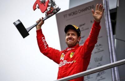 Coulthard Sebut Kans Vettel Gabung Mercedes Terbuka Lebar