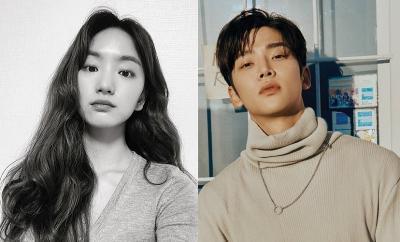 Rowoon SF9 dan Woo Jin Ah Bintangi Drama Romantis Adaptasi Web Novel