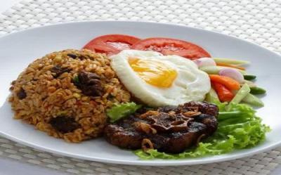 Resep Masakan Nasi Goreng Buntut, Gurihnya Menggoda