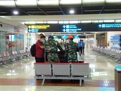 Penumpang Pesawat Wajib Kantongi Hasil Swab PCR, Bandara Soetta Siapkan 3 Pos Pemeriksaan