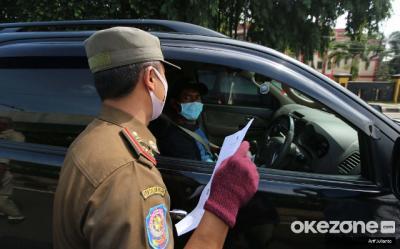 Satpol PP Kota Bogor Tindak 1.502 Pelanggar PSSB