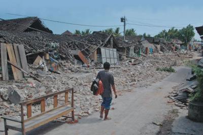 Peristiwa 27 Mei : Gempa Yogyakarta & Lumpur Lapindo Sidoarjo