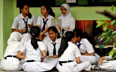 KPAI Minta Pertimbangkan Lagi Rencana Sekolah Dibuka