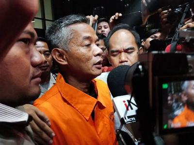 Eks Komisioner KPU Wahyu Setiawan Didakwa Hari Ini
