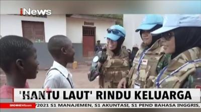 Cerita Srikandi TNI AL Menjaga Perdamaian di Kongo saat Pandemi
